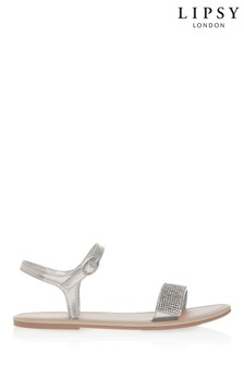 Lipsy Girl Diamanté Sandal