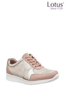 נעליים נוחות ליומיום מעור של Lotus