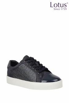 Lotus Leather Comfort Casual Shoes