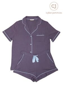 Пижамный комплект с шортами Cyberjammies Olivia