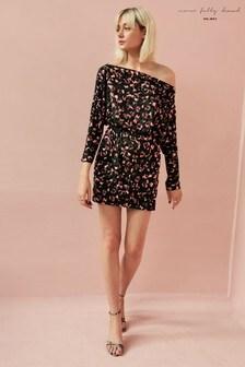 Never Fully Dressed Leyla Mini Dress
