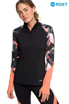 Roxy Lead By The Slopes Thermal Zip Up Top