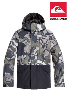 Quiksilver Kids - Mission Block Ski Jacket