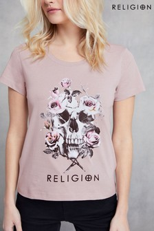 Religion Crowded T-Shirt