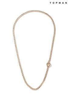 Topman T-Bar Necklace