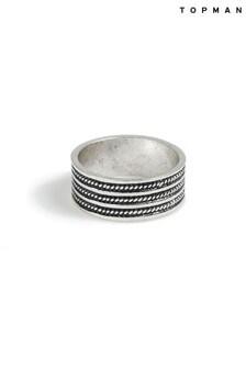 Topman Engraved Ring