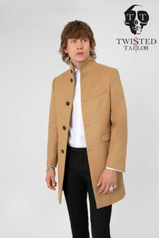 Twisted Tailor Overcoat
