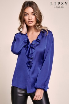 Lipsy blouse met ruches