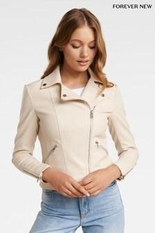 Forever New Lola Biker Jacket