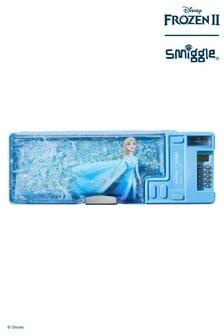 Smiggle Disney's 冰雪奇緣2 Elsa彈出式鉛筆盒
