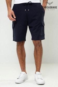 Threadbare Cargo Sweat Shorts