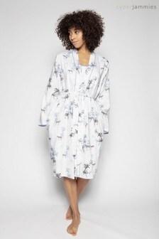 Cyberjammies Printed Short Wrap Robe