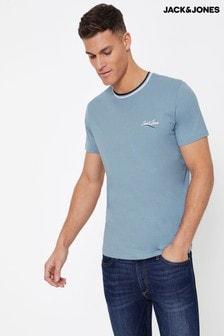 Camiseta con cuello redondo de Jack & Jones