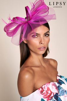 Fascinator Lipsy diamantat