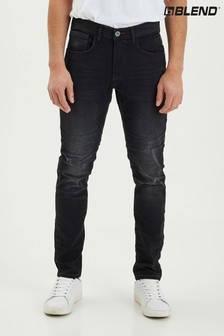 Blend Slim Fit Distressed Jeans