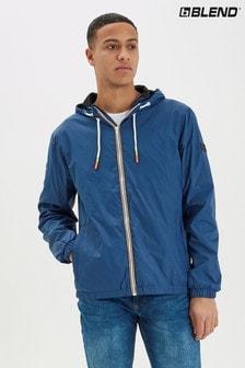 Blend Hooded Lightweight Jacket