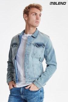 Jachetă subțire din denim Blend