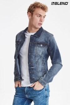 Cienka kurtka jeansowa Blend