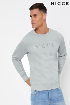 NICCE Logo Embroidered Jumper