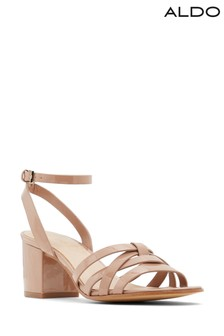 Aldo Sandal with Mid Heel and Ankle Strap