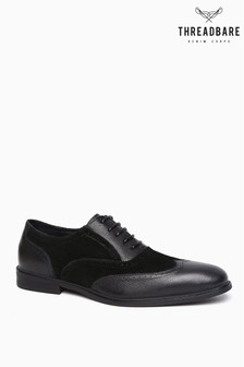Threadbare Lincoln Brogue Shoe