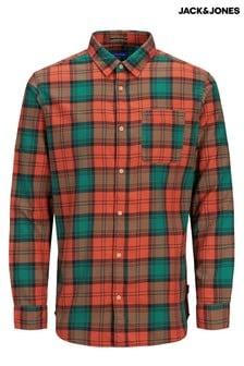 Jack & Jones Long Sleeve Check Shirt