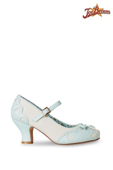 Joe Browns Tea And Cakes Vintage Shoes