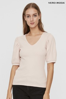 Vero Moda Puff Sleeve Top