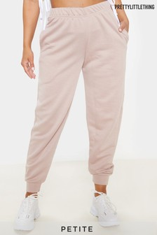 PrettyLittleThing Petite Stone Casual Joggers