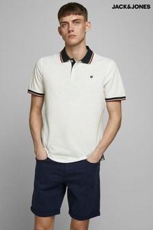 Jack & Jones短袖Polo衫T恤