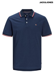 Jack & Jones Short Sleeve Polo T-Shirt
