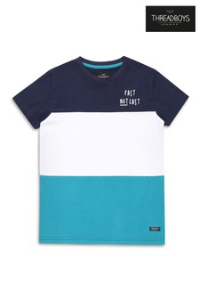 Threadboys Colour Block T-Shirt