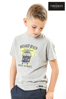 Threadboys Printed T-Shirt