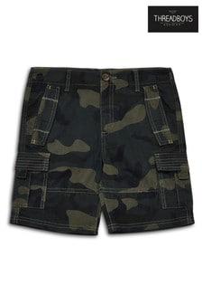 Камуфляжные шорты чинос Threadboys