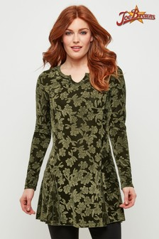 Joe Browns Carmela Velvet Tunic