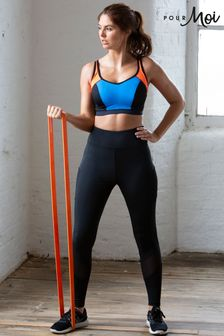Pour Moi Energy Mesh Panel Sports Leggings