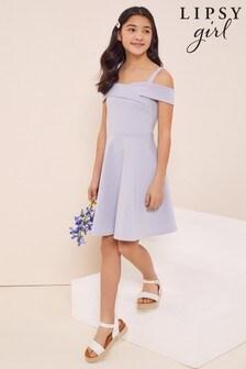 Lipsy Sweetheart Scuba Dress