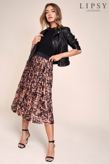 Lipsy Pleated Skirt