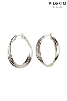 Pilgrim Beschichtete Ohrringe