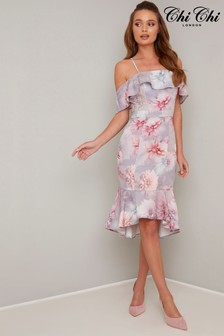 Chi Chi London Etienne Dress