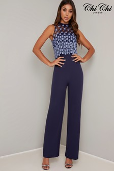 Chi Chi London Lubella Jumpsuit
