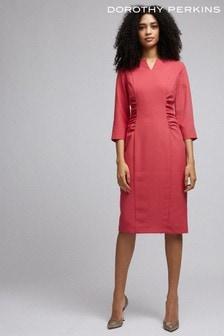 Dorothy Perkins Ruched Waist Dress