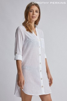 Dorothy Perkins Beach Shirt Dress