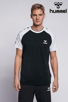 Hummel T-Shirt mit kurzen Raglanärmeln