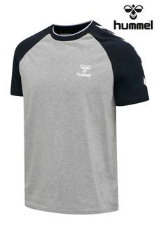 Camiseta de manga corta raglán de Hummel