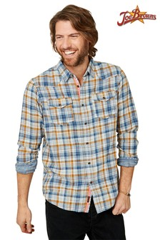 Joe Browns Two Way Check Shirt
