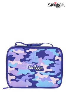 Smiggle Block Square Lunchbox