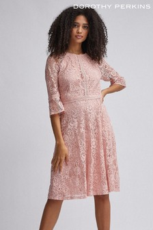 Dorothy Perkins 3/4 Sleeve Tilly Dress