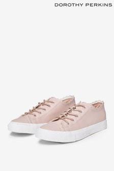 נעלי ספורט של Dorothy Perkins דגם Isabella עם סיומת מסולסלת
