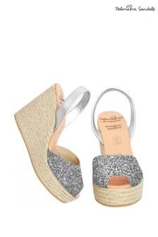 Palmaira Espadrilles-Sandalen mit Keilabsatz